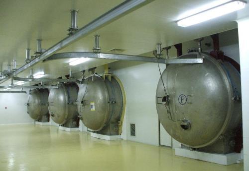 广州生产型冻干机